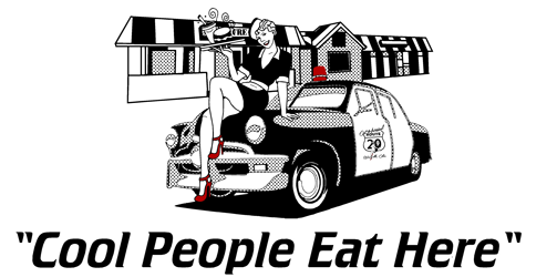 Speed Trap Diner Logo